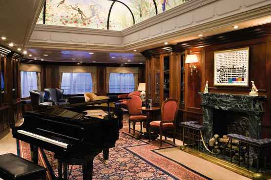 MICHAELS CLUB LOUNGE BAR AZAMARA CRUISES