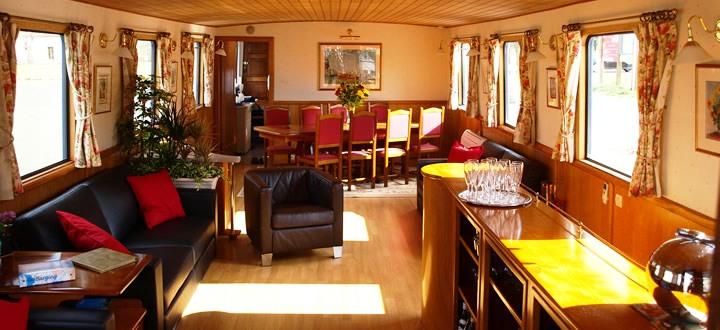 Cabinas De Baño Bello:CRUCERO FLUVIAL BAJO CANAL DE BORGOÑA – FRANCIA – De Fleurey-sur