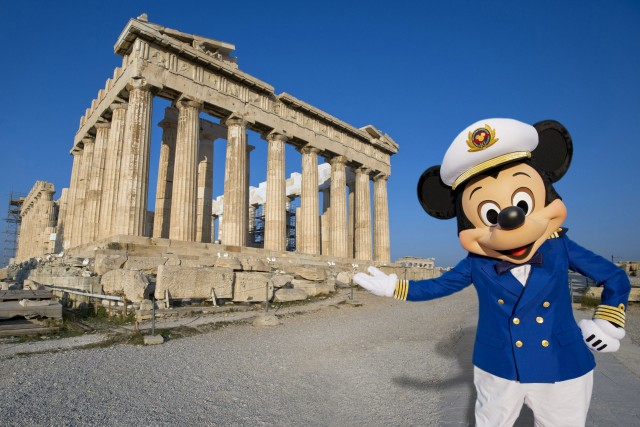 CRUCEROS DISNEY MEDITERRANEO OCCIDENTAL OFERTAS