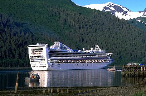 CRUCEROS ALASKA SEATTLE PRINCESS CRUISES KETCHIKAN