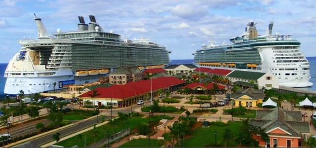 Durante el pasado mes de enero llegaron a jamaica en barcos de turismo tipo cruceros un total de - Mes del crucero ...