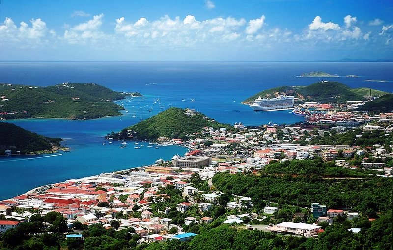 CRUCEROS CARIBE ST THOMAS UNITED STATES VIRGIN ISLANDS ISLAS VIRGENES CARIBE CRUCEROS CARIBE OFERTAS DESCUENTOS
