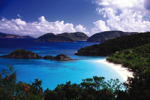 CRUCEROS INCREIBLES DESCUENTOS UNICOS PLAYAS CARIBE ST THOMAS TRUNK BAY OFERTA