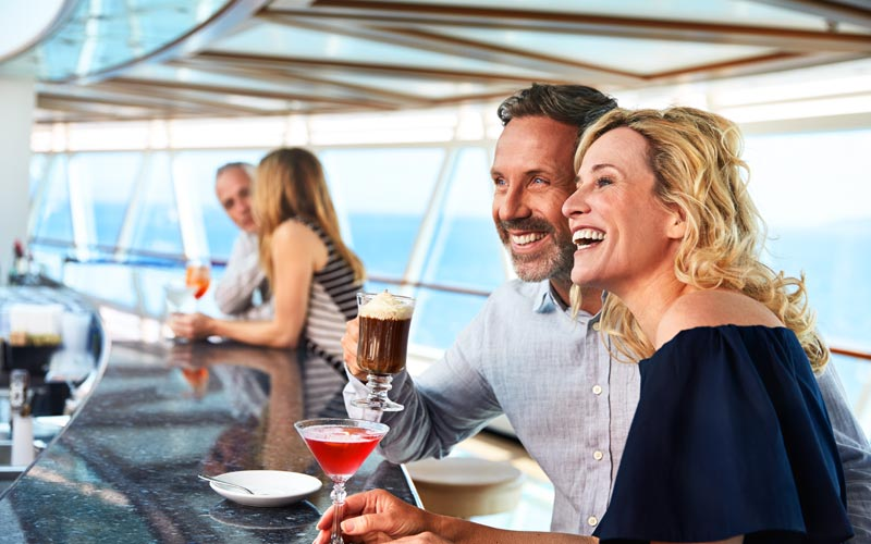 OCEAN MEDALLION PRINCESS CRUISES MEDALLION CLASS PRINCESS CRUISES SEAVIEW BAR SKY PRINCESS