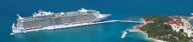 CRUCEROS CARIBE GRANDES BARCOS OASIS OF THE SEAS ROYAL CARIBBEAN