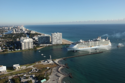 OASIS OF THE SEAS FORT LAUDERDALE OFERTAS CRUCEROS CARIBE