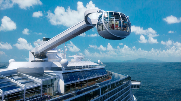 CRUCEROS QUANTUM OF THE SEAS ROYAL CARIBBEAN CRUCEROS CARIBE OFERTA DESDE NUEVA YORK NEW YORK CARIBBEAN CRUISES ROYAL CARIBBEAN NORTH STAR AMAZING CRUISE SHIP WOW