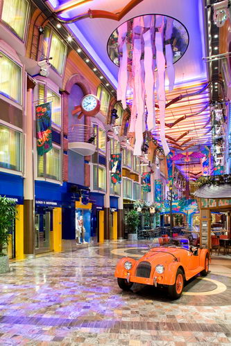 La increible Royal Promenade