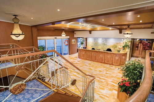 RIVER ROYALE RECEPCION CRUISE OFERTAS UNIWORLD